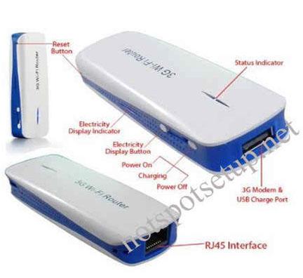 wireless hotspot device