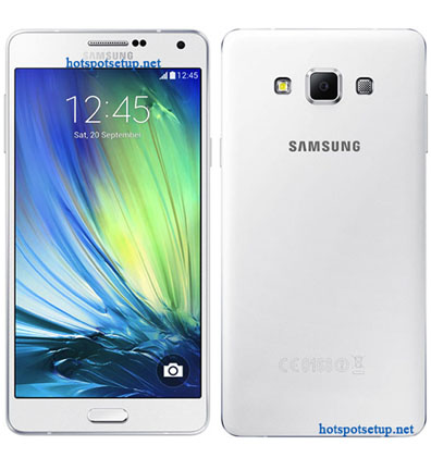 How to setup personal hotspot on Samsung galaxy A7