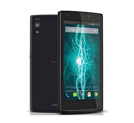 Make Best Mobile Hotspot Plan on Lava iris Fuel 60