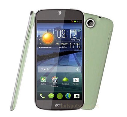 connect a Wireless Networks on Acer liquid Jade