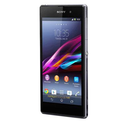 Use wireless internet on Sony Xperia Z1