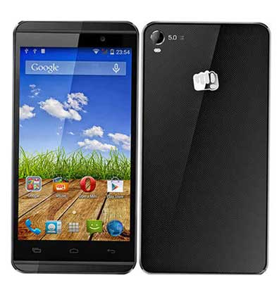 Factory data reset Micromax A104 Canvas Fire 2