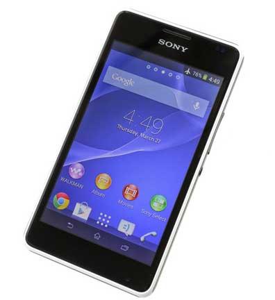 Setup Wireless Hotspot on Sony Xperia E1