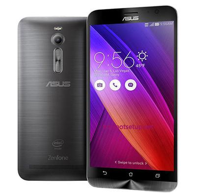Factory data reset Asus Zenfone 2