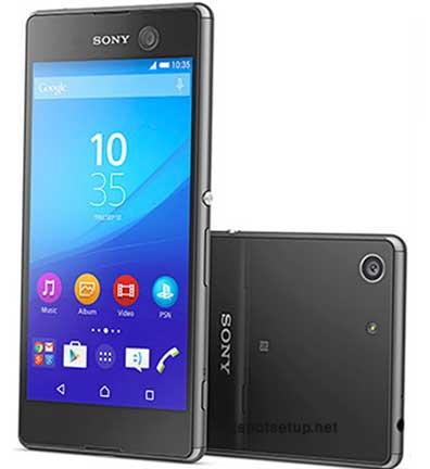 Setup Wireless Hotspot on Sony Xperia M5