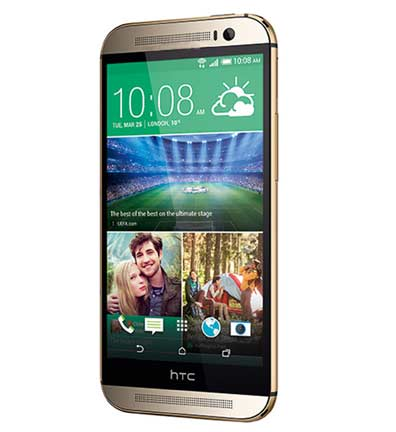 Get Wireless Internet on HTC One M8
