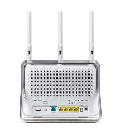 Best wireless Dual Band Gigabit Router AC1900