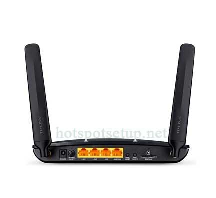 Best wireless router Archer MR200