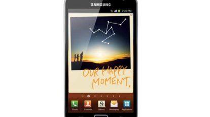 Setup Wifi Hotspot on Samsung Galaxy Note N7000