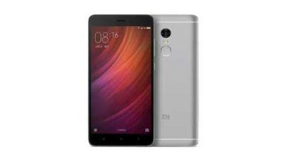 Setup Hotspot on Xiaomi Redmi Note 4 smartphone