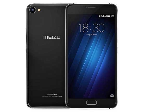 Setup Hotspot on Meizu U20 Smartphone