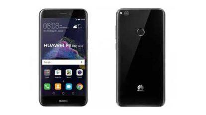 Setup Hotspot on Huawei P8 Lite (2017)