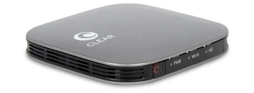 Clear Spot Voyager Wireless Hotspot for Faster Mobile Broadband