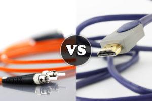 Optical Cable vs HDMI