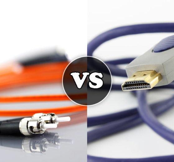 Optical Cable vs HDMI